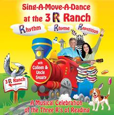 Sing-A-Move-A-Dance at the 3-R Ranch