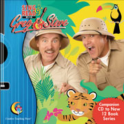 Sing and Read Series with Greg & Steve CD