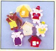 3 Little Pigs Set